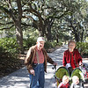 Grandmother and Dandy visit Savannah : 